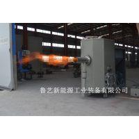 高密1.0吨颗粒燃烧机价格 气化式生物质颗粒燃烧机冒烟怎么办