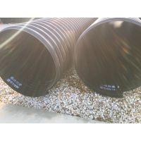 会同钢带管/会同钢带增强PE螺旋波纹管公司易达塑业专业生产及销售