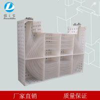 镀之宝PFTE耐酸碱腐蚀铁氟龙换热器 间壁式换热器厂家 质量保证