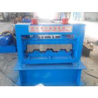 彩钢瓦设备楼承板大全兴益压瓦机厂