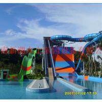 大型冲天回旋滑梯、水滑梯、水上乐园滑梯