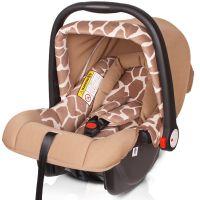 zazababy新生儿童汽车用安全座椅车载车用婴儿宝宝提篮式摇篮