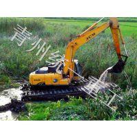 水陆两栖挖掘机清淤泵 南方城市内涝清淤设备厂家直销