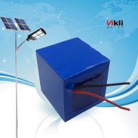 厂家供应锂离太阳能路灯电池10AH 12V充电电池