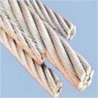 信邦耐磨SUS316镀锌不锈钢钢丝绳4MM