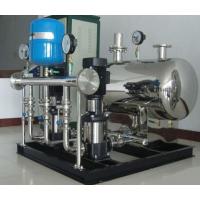 无负压供水设备 供水设备价格 无负压供水设备厂家