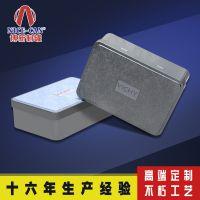 广州优质制罐厂家低价供应马口铁收纳盒 马口铁包装盒批发NC2604A