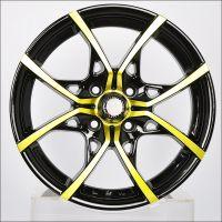 Z5314 14 15寸改装轮毂适用于菱帅捷达飞度乐风F0瑞纳雨燕MG3花冠