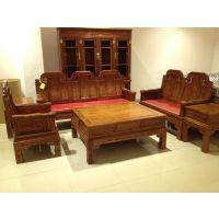 供应成都仿古博古架 明清书架 古典中堂家具 中式椅子沙发仿古家具