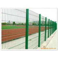 供应山东临沂1.8米x3米 48圆柱2.0网片护栏 建筑护栏 围界护栏网