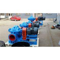 双吸泵结构图,昆明双吸泵14SH-13 卧式单级双吸泵