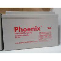 凤凰Phoenix蓄电池KB12120/12V12AH价格
