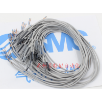 SMC 有触点磁性开关型号D-A93 一般(通用)型/直接安装 直接出线式, 带指示灯, 2线式,