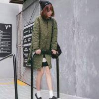 冬装棉服羽绒服好货源保暖服加厚打底裤毛衣批发