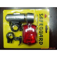 JS-1591 自行车灯 自行车尾灯套装