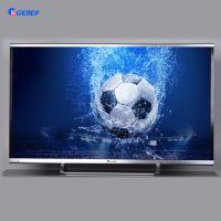 工厂直销韩款铝合金65寸液晶电视机全高清 超薄节能全国联保
