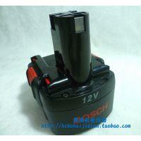 博世12V 1.5AH 镍镉充电电池 /GSR12-2 GSR12-1充电钻适用