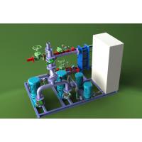 蒸汽热水机组
