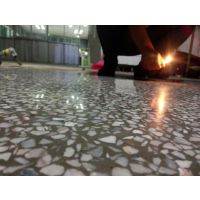 黄江裕园工业区水磨石翻新—大朗水磨石固化、地面抛光