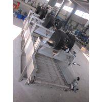 山东华易达大葱清洗机 、 网带式清洗设备厂