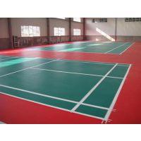 羽毛球场、腾辉体育器材(图)、羽毛球场尺寸