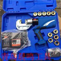 EZ-400充电式液压钳液压压接钳电缆压接钳便携式电动液压钳