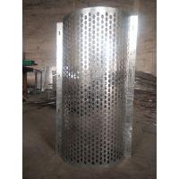 台湾基隆316不锈钢冲孔网厂@制药设备专用不锈钢冲孔网厂家直销