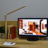 工厂直销鸿昊盛HHS-A15 LED金属台灯 8W 创意触摸式折叠酒店办公礼品