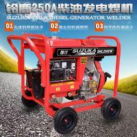 250A柴油机发电电焊机