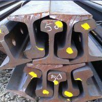 60kg重轨 龙门吊钢轨 铁路钢轨 火车专用轨道