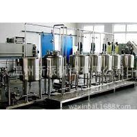 厂家供应冷热缸 调配罐 酿酒发酵缸 酒厂设备
