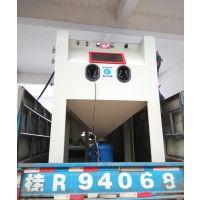 快速除锈翻新中山鑫太XT-1313高压喷砂机 去氧化皮 除油漆 齿轮喷砂机山东喷砂机