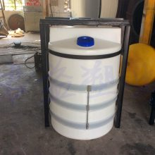 0.5吨PE加药桶 自动加药装置 中央空调水处理控制