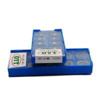 优势供应专业加工淬火料高硬度RDKT1604MO数控刀片