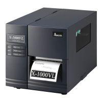 立象ARGOX X-1000VL工业级条码打印机