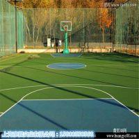 廖晨 诸暨塑胶篮球场 工艺环保