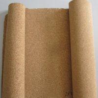 捷骏软木厂家直销 软木板卷材 一件起批 可定制各种厚度规格