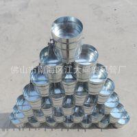 广州镀锌螺旋风管丨热镀锌螺旋管厂家直销价格