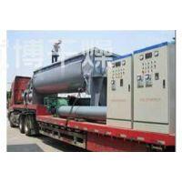 常州双桨叶干燥机组合式两级城市污泥双桨叶干化系统KJG-150