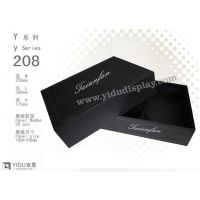 人造石展示盒_石英石展示盒Y208