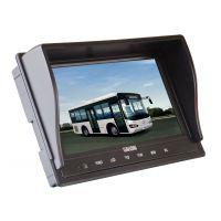 供应TAM-9035 城巴车倒车监视器 车载监视器 全触摸按键 四分割