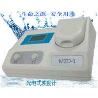 何亦MZD-1系列水质浊度计是用于测量悬浮于水或透明液体中不溶性颗粒物质所产生的光的散射程度,