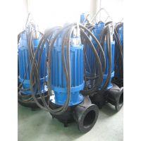 供应蓝深集团WQ250-40-55型潜水排污泵