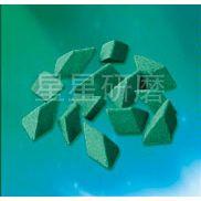台州玉环抛光磨料石子  铝高铝瓷精抛磨料