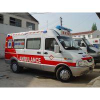 福特福星运输型救护车国五柴油参数价格