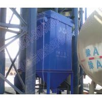 供应河南郑州布袋除尘器- 搅拌站配套DMC高效率袋式除尘器-洁能达环保提供