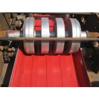 475型角驰全自动压瓦机彩钢瓦设备兴益压瓦机厂