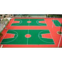 云城有做彩色丙烯酸篮球场的么剑桥体育标准球场施工及画线