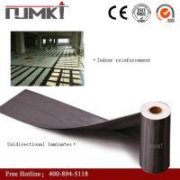 楼板有裂缝 300克碳纤维布加固来帮忙 300克碳纤维布厂家南京曼卡特