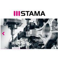 STAMA斯塔玛3系列动柱型180度旋转交换工作台立式加工中心